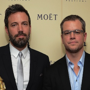 CBS Commits To Ben Affleck and Matt Damon Comedy