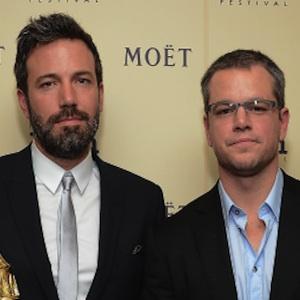 CBS Commits To Ben Affleck and Matt Damon Comedy