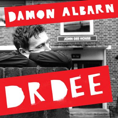 Damon Albarn Announces New Album, <i>Dr. Dee</i>