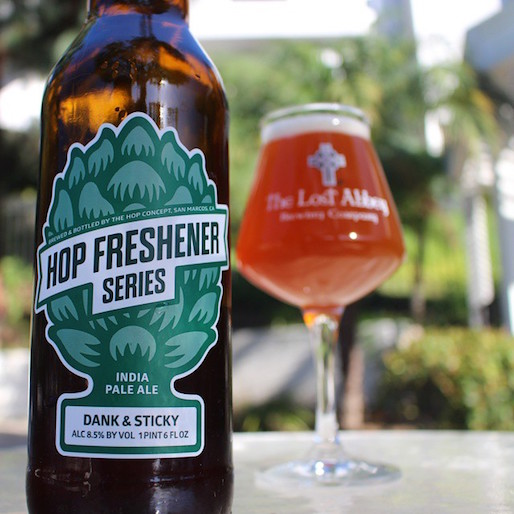 The Hop Concept Dank and Sticky Review