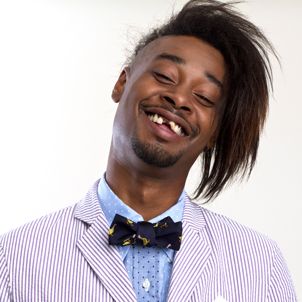 Danny Brown is Working on a Children's Book
