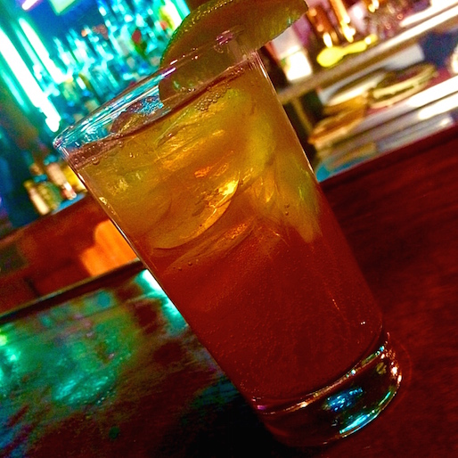Happy Hour History: The Dark 'n' Stormy
