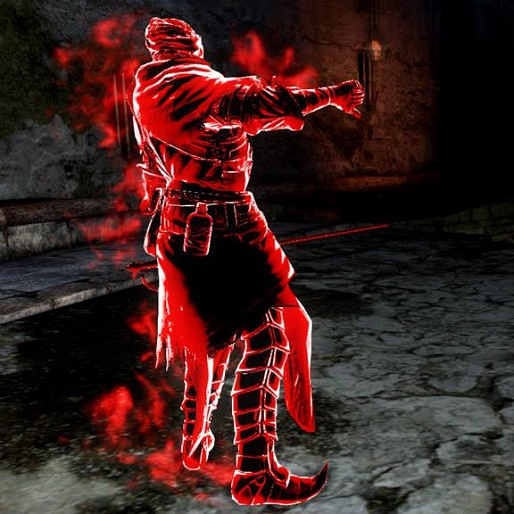 Fear of the Red Phantom: Discovery, Refinement and Online Play In <i>Dark Souls II</i>