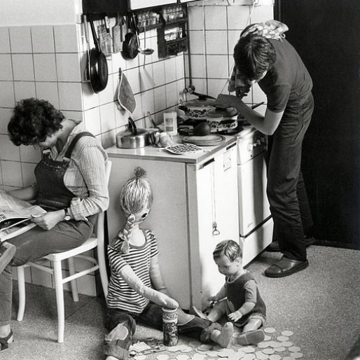 Why Modern Dads Rock the Kitchen
