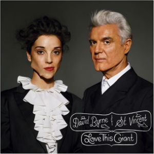 Watch Fan Footage of David Byrne and St. Vincent's First Show