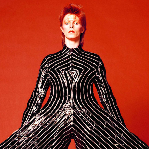 <i>Spin</i> Previews Upcoming David Bowie Documentary