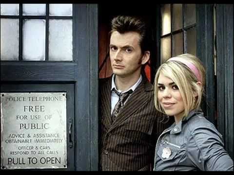 David Tennant, Billie Piper to Return for <i>Doctor Who</i>'s 50th Anniversary