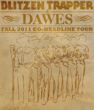 Blitzen Trapper and Dawes Announce Tour