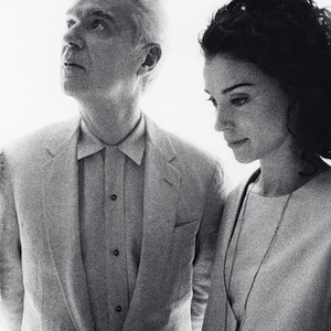 David Byrne, St. Vincent Release Free EP for Upcoming Tour