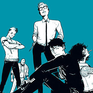 <i>Deadly Class</i> #1 by Rick Remender and Wesley Craig