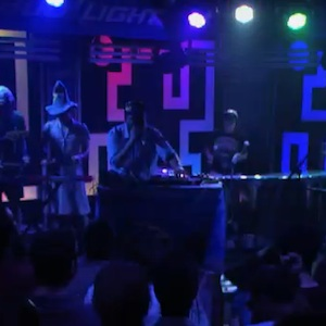 Watch Dan Deacon on <i>Kimmel</i>