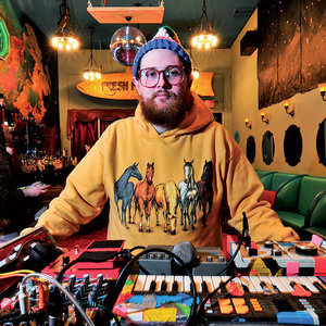 Check out the Manic New Video Trailer for Dan Deacon's Upcoming Album