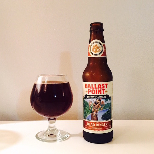 Ballast Point Dead Ringer Review