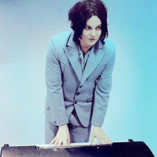 Jack White Announces White Stripes Live Album, New Dead Weather 7-Inch