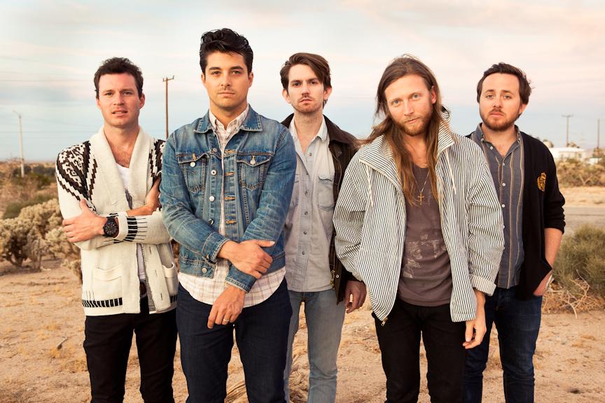 Delta Spirit Announce New Album, Tour Dates