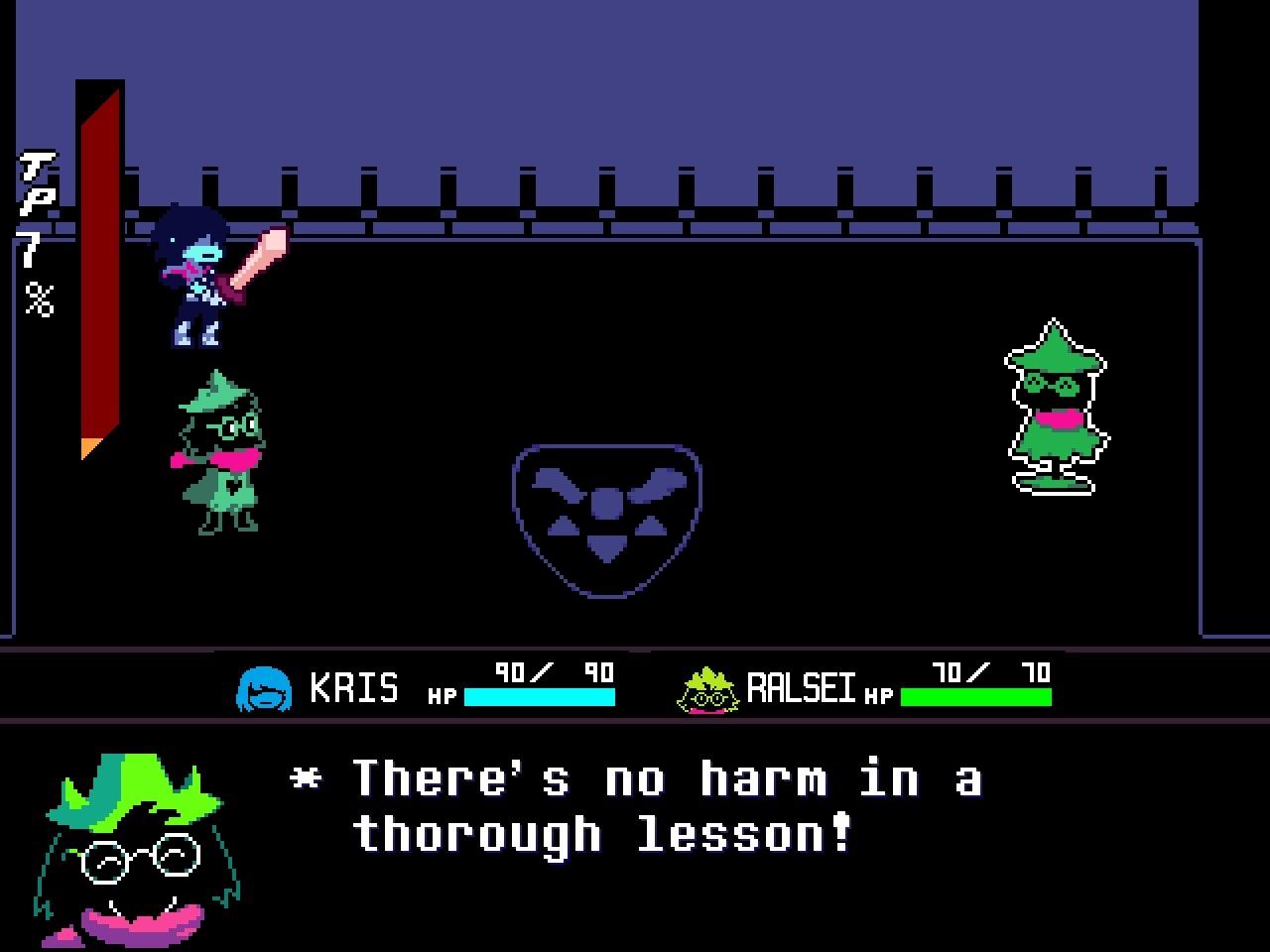 Deltarune Rejects the Naïveté of Undertale :: Games :: Deltarune