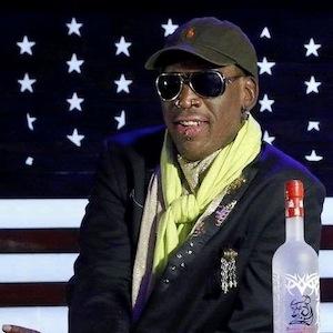Dennis Rodman Launches Bad Ass Vodka, Brokers World Peace