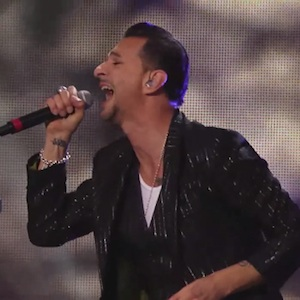 Watch Depeche Mode on <i>Kimmel</i>