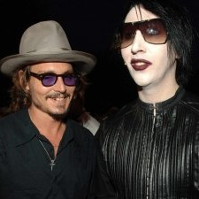 """Johnny Depp to Cover """"You're So Vain"""" with Marilyn Manson"""