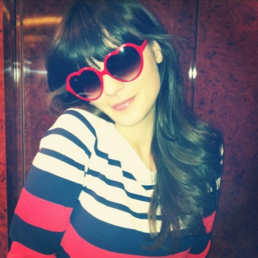 Zooey Deschanel Teams Up With Tommy Hilfiger for Capsule Collection
