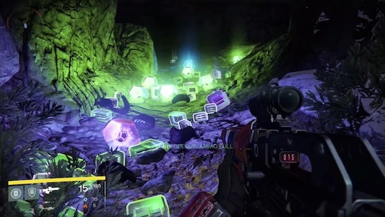 Mine <i>Destiny</i>'s Loot Cave For Endless Riches
