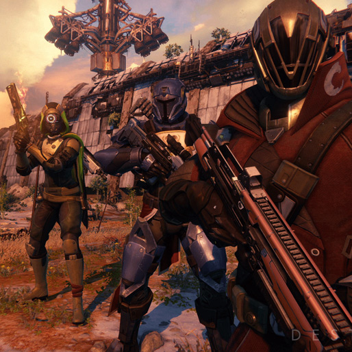 Game Giveaway: <i>Destiny</i> Beta