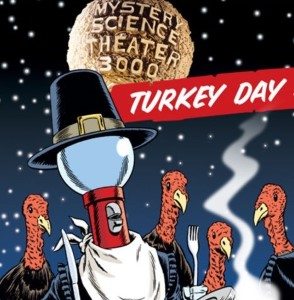 <i>MST3k</i>'s Turkey Day Marathon Returns Again in 2014