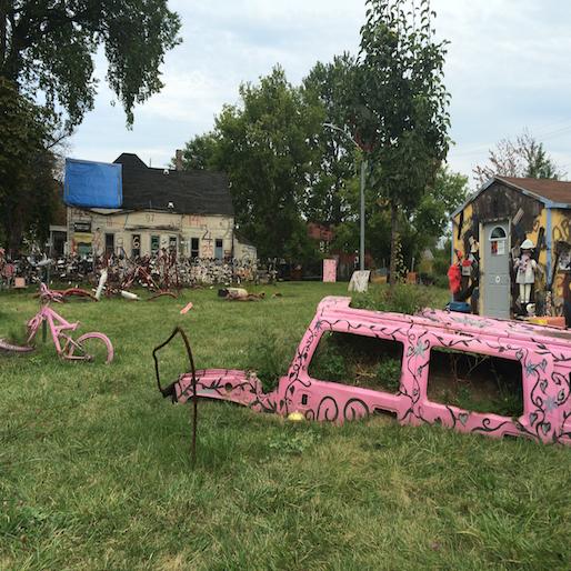 Take Five: Detroit Art
