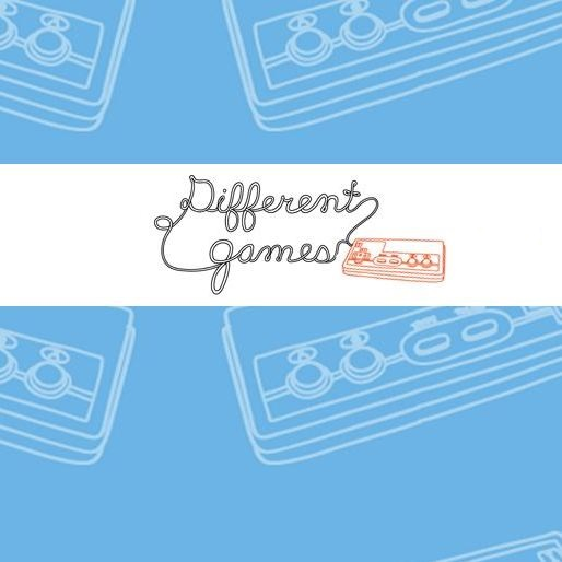 Paste Goes to the Different Games Conference