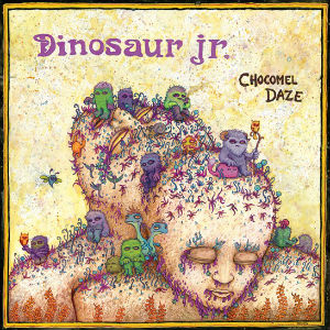 Merge to Release Live Dinosaur Jr. LP from 1987