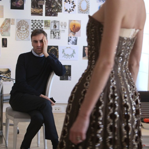 New Documentary 'Dior et Moi' Chronicles Life of Raf Simons