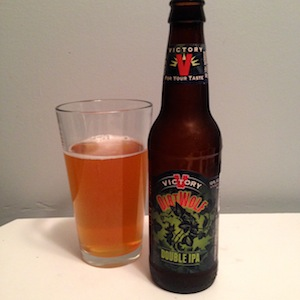 Victory Brewing's DirtWolf Double IPA Review