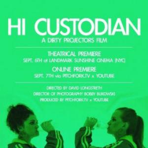 Watch Dirty Projectors' Short Film, <i>Hi Custodian</i>