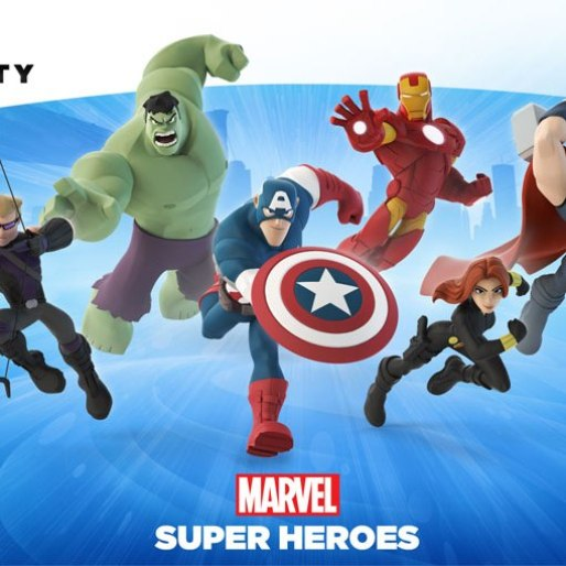 We're Streaming Disney Infinity: Marvel Super Heroes Live at 11:15 AM ET Today