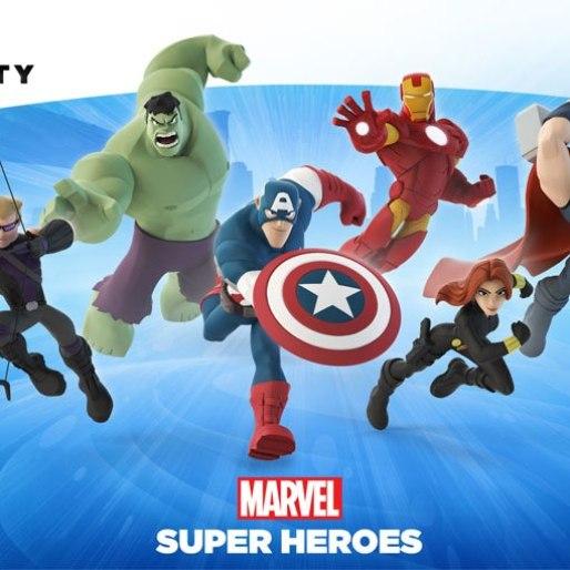 <em>Disney Infinity: Marvel Super Heroes</em> Starter Kit Review (Multi-Platform)