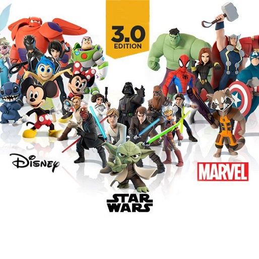<i>Disney Infinity 3.0</i> and the Art of Character Design