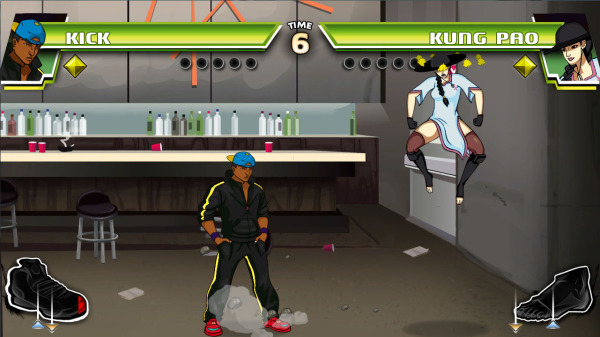 <em>Divekick</em> Review (Multi-Platform)
