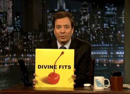 Watch Divine Fits on <i>Fallon</i>
