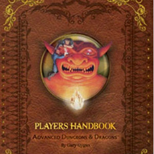 Wizards of the Coast to Re-Release Original Dungeons & Dragons Books