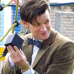 Matt Smith Says Goodbye to <i>Doctor Who</i> Fans in Video