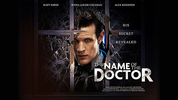 """<i>Doctor Who</i> Season 7 Finale Titled """"The Name of the Doctor"""""""