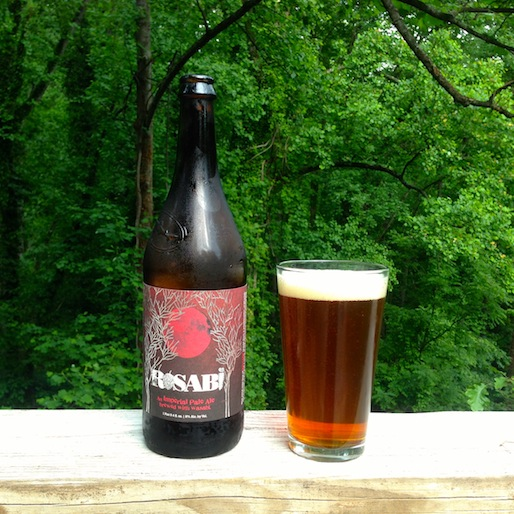 Dogfish Head Rosabi Review