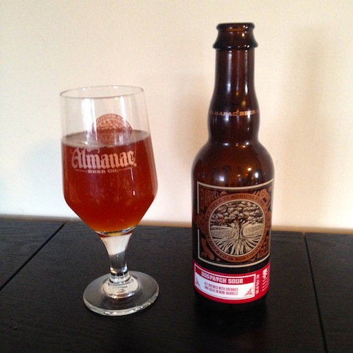 Almanac Dogpatch Sour Review