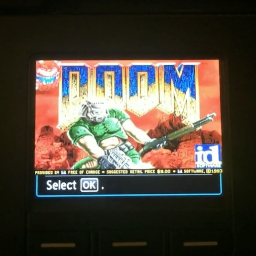 You Can Play <i>Doom</i> On A Printer