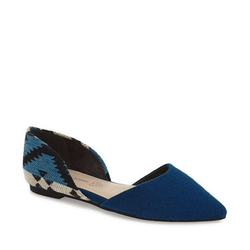 D'Orsay Flats to Fall for, Not In