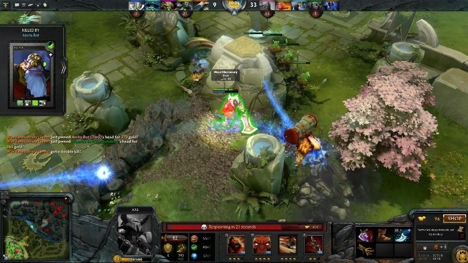 dota 2 stuck on matchmaking
