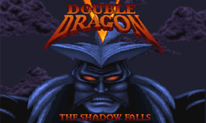 The Best Double Dragon Games Paste