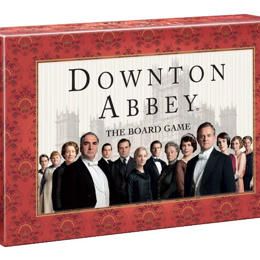 Boardgame Review: Downton Abbey