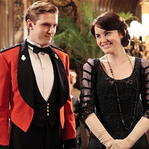 Dan Stevens Leaves <i>Downton Abbey</i>