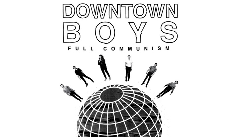 Downtown Boys: <i>Full Communism</i> Review